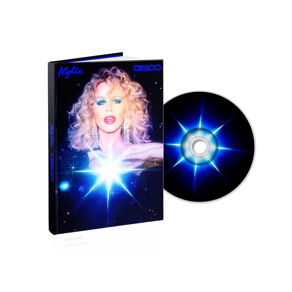 Buy Online Kylie - Disco Deluxe CD Album (Exclusive)