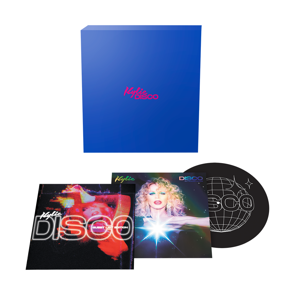 Buy Online Kylie - Disco: Guest List Edition (Deluxe Limited) [Vinyl Slipcase]