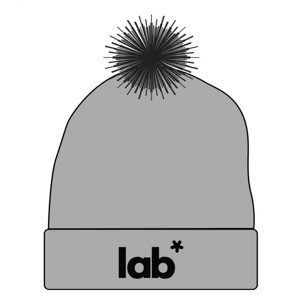 Buy Online LAB Records - LAB Logo Beanie