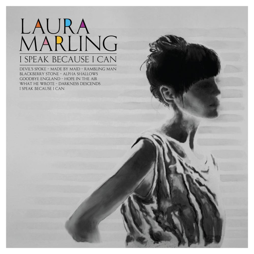 Buy Online Laura Marling - I Speak Because I Can CD Album
