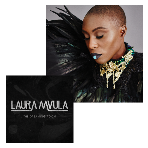 Buy Online Laura Mvula - The Dreaming Room CD Album + Signed Art Print
