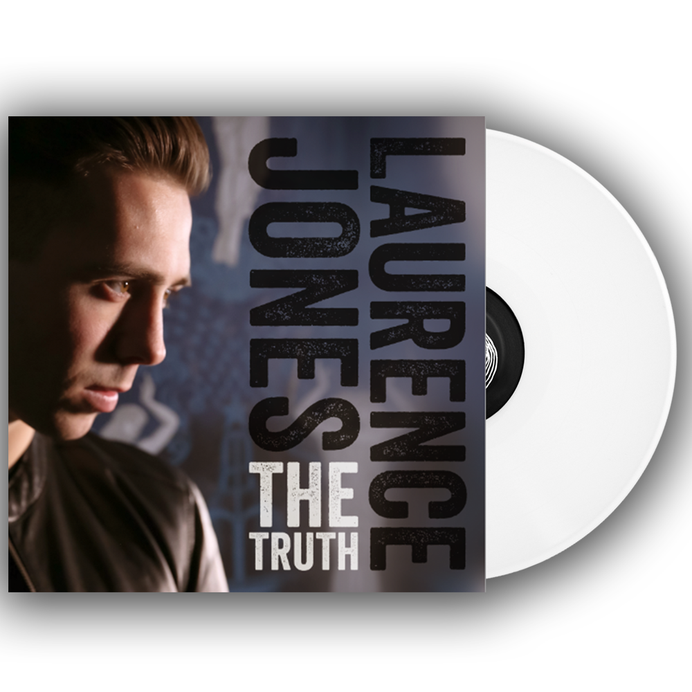 Buy Online Laurence Jones - The Truth Deluxe White (Signed)