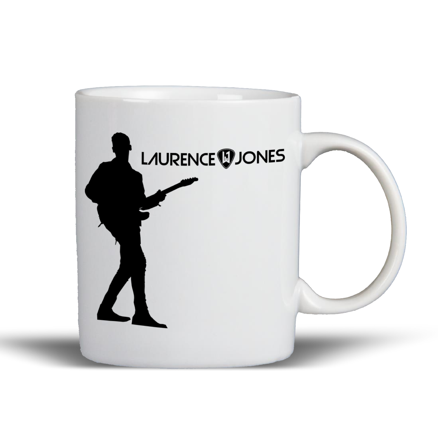 Buy Online Laurence Jones - White Mug