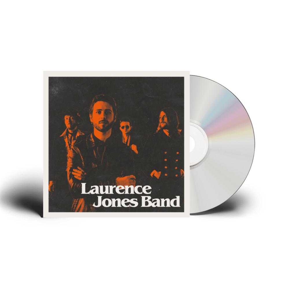Buy Online Laurence Jones - Laurence Jones Band CD Album