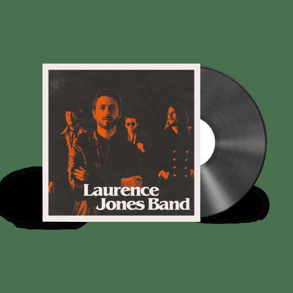Buy Online Laurence Jones - Laurence Jones Band Black Vinyl