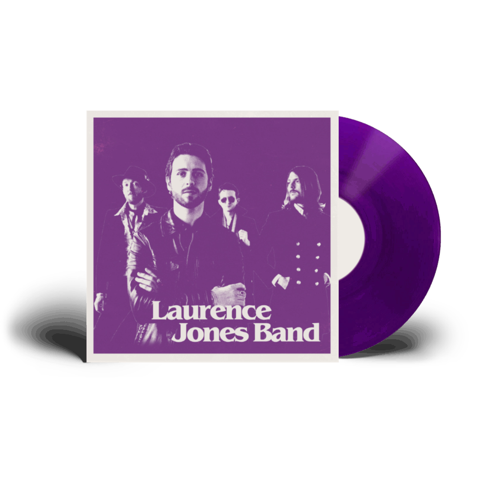 Buy Online Laurence Jones - Laurence Jones Band Coloured (Signed)