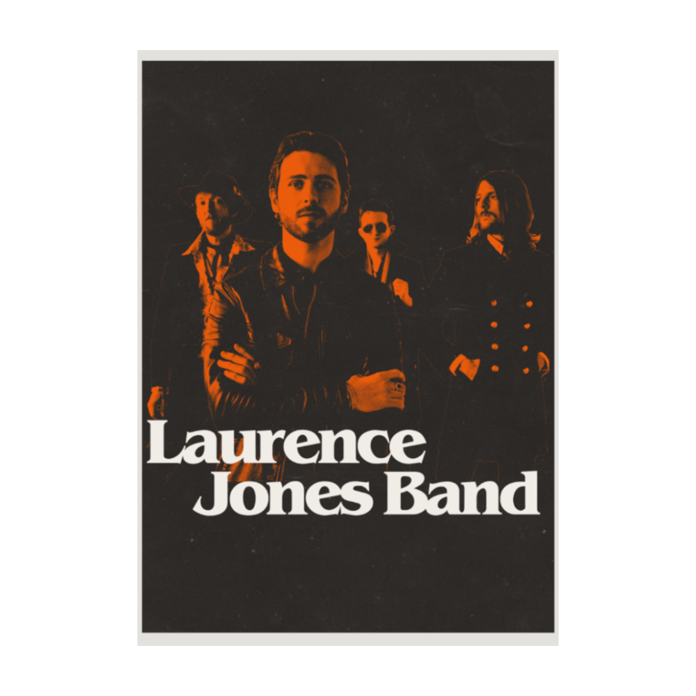 Buy Online Laurence Jones - Ltd Edition Signed and Numbered A2 Poster