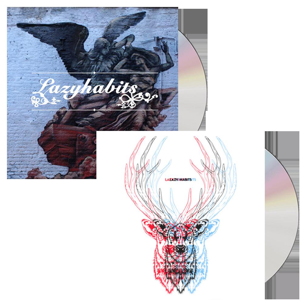Buy Online Lazy Habits - The Atrocity Exhibition CD - Lazy Habits CD