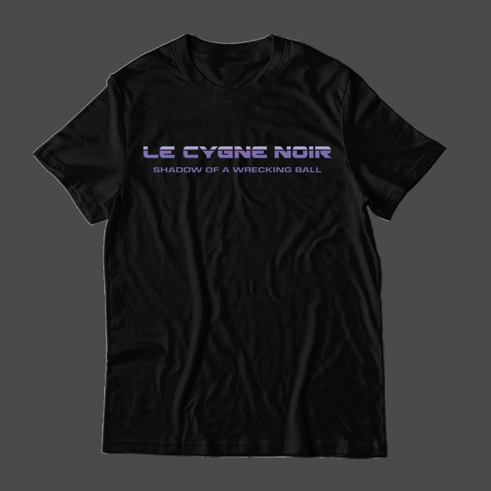 Buy Online Le Cygne Noir - Logo T-Shirt