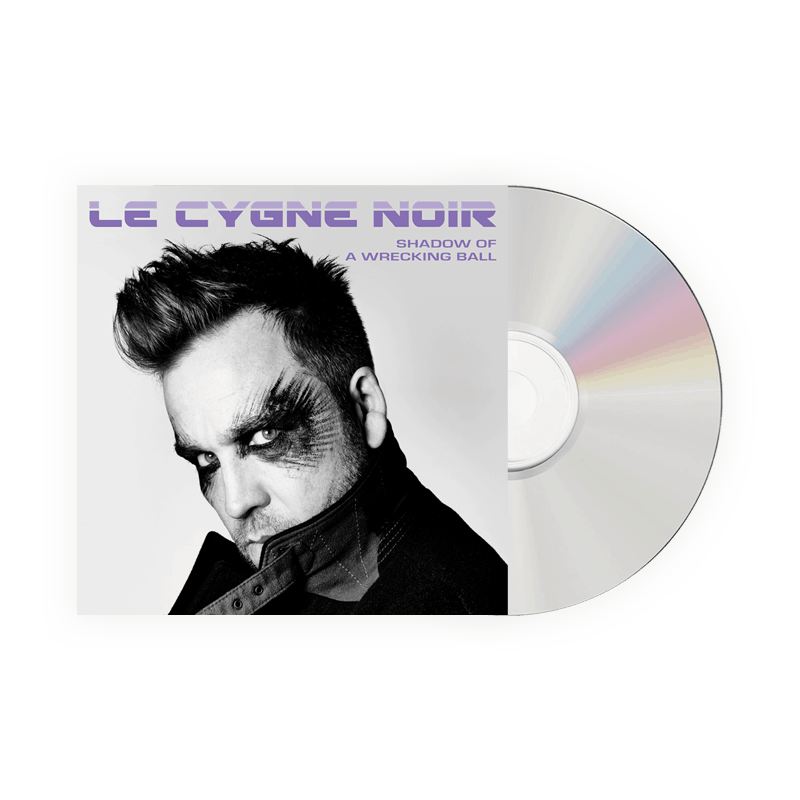 Buy Online Le Cygne Noir - Shadow Of A Wrecking Ball (Signed)