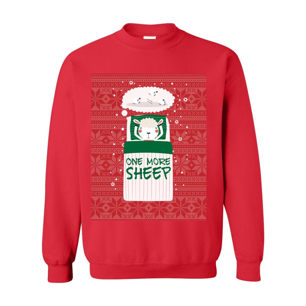 Buy Online Leona Lewis - One More Sheep Red Sweatshirt