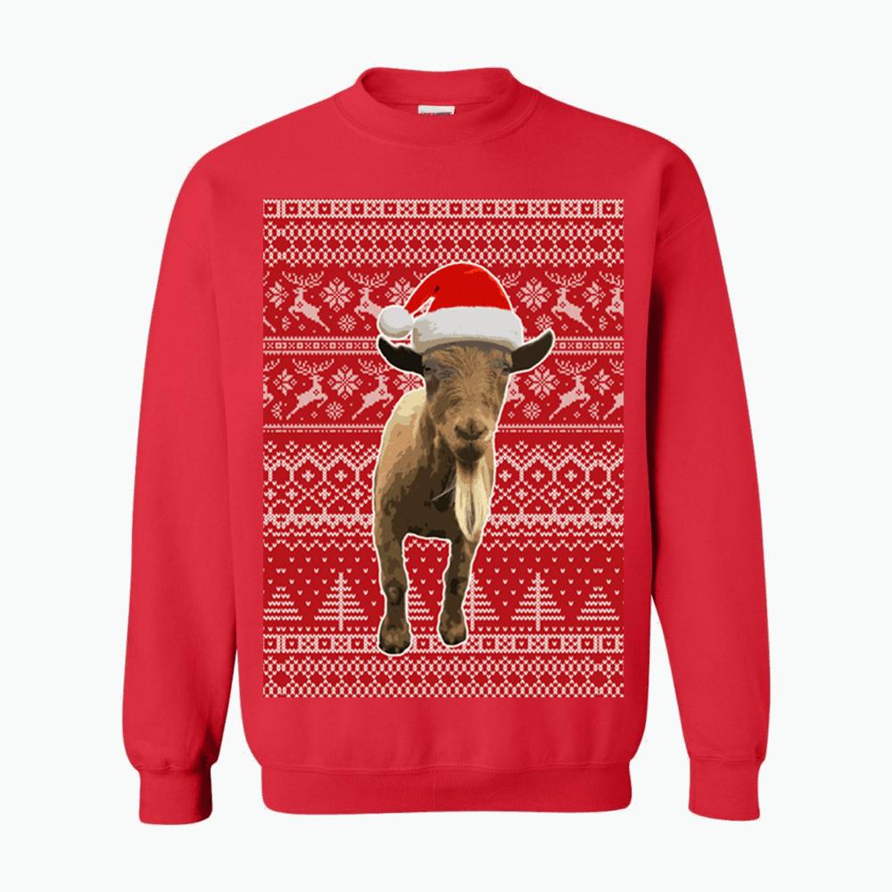 Buy Online Leona Lewis - Goat Santa Sweatshirt