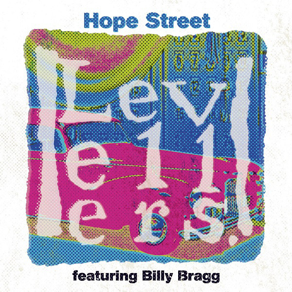 Buy Online The Levellers - Hope Street + Free Postcard Set