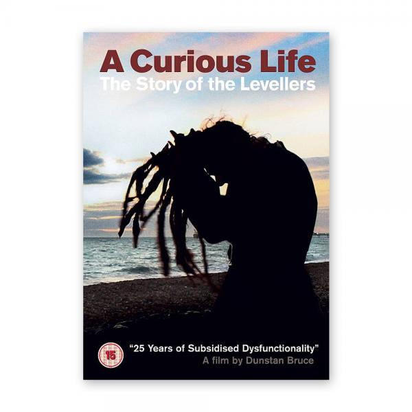 Buy Online The Levellers - A Curious Life DVD + Live in Dublin CD + 4 x Exclusive Postcards (Signed)