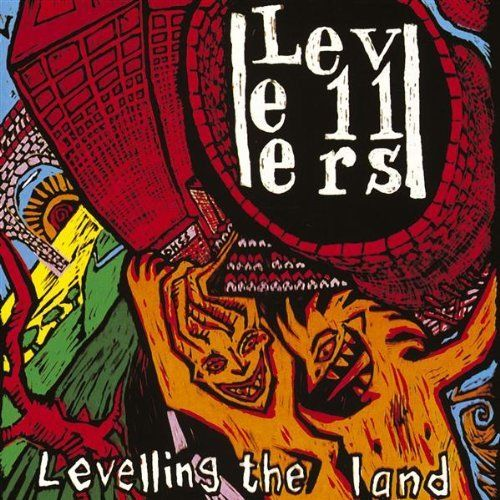 Buy Online The Levellers - Levelling The Land + Free Postcard Set
