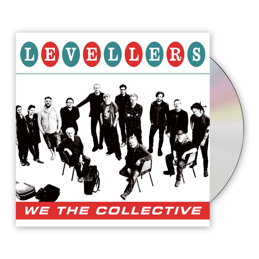 Buy Online The Levellers - We The Collective CD Album