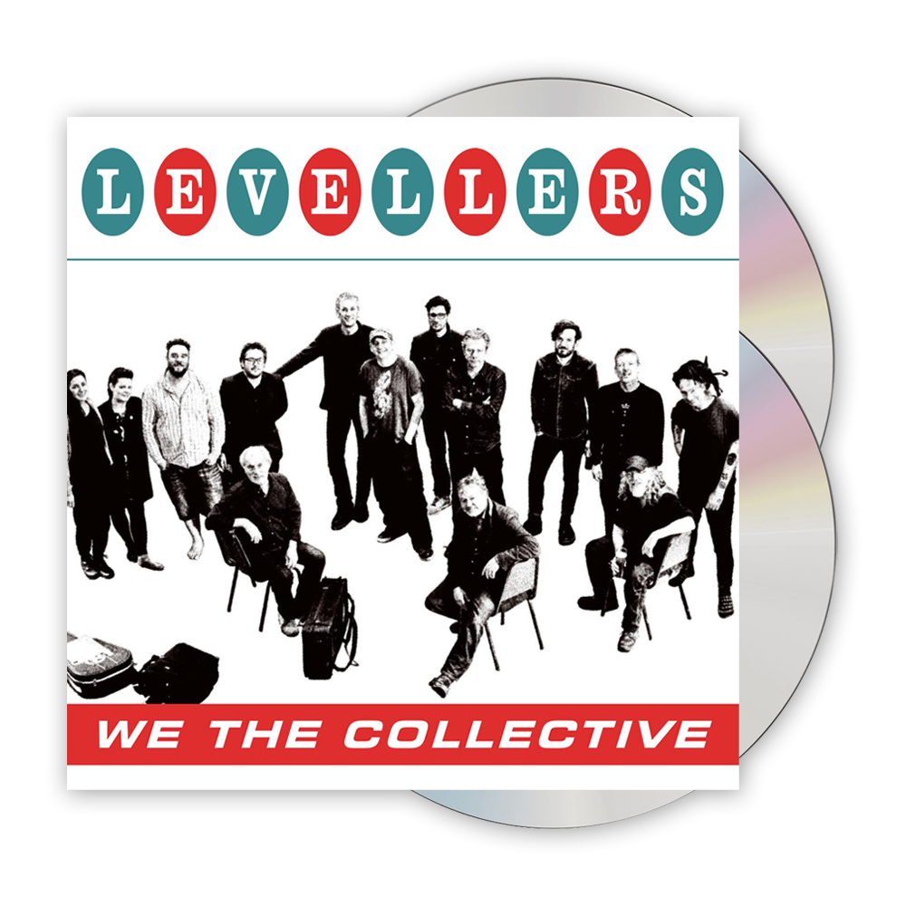Buy Online The Levellers - We The Collective Deluxe CD Album (w/ Bonus CD) (Signed)