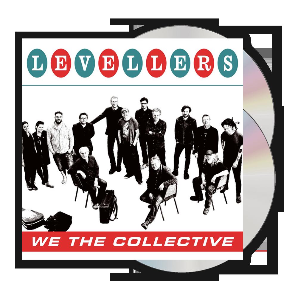 Buy Online The Levellers - We The Collective Deluxe CD Album (w/ Bonus CD)