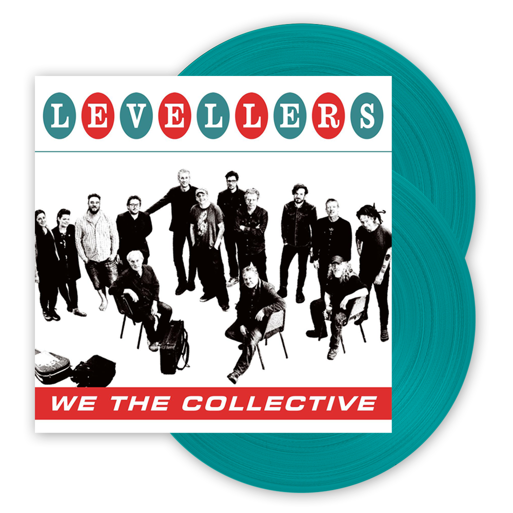 Buy Online The Levellers - We The Collective Deluxe Colour Vinyl LP (w/ Bonus 12-Inch Vinyl) (Signed)