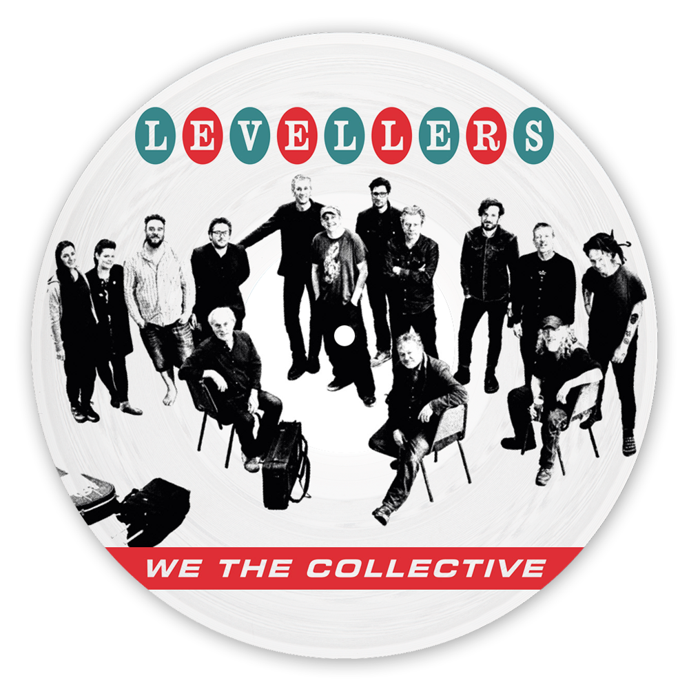 Buy Online The Levellers - We The Collective Picture Disc