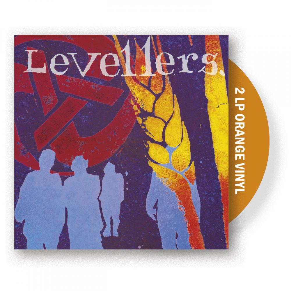 Buy Online The Levellers - Levellers Orange Vinyl 2LP