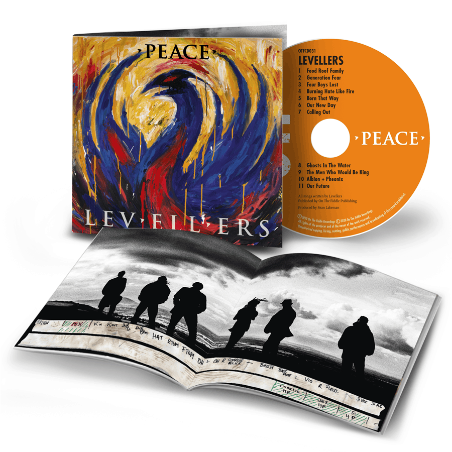 Buy Online Levellers - Peace