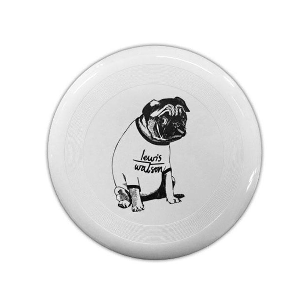Buy Online Lewis Watson - Pug Frisbee
