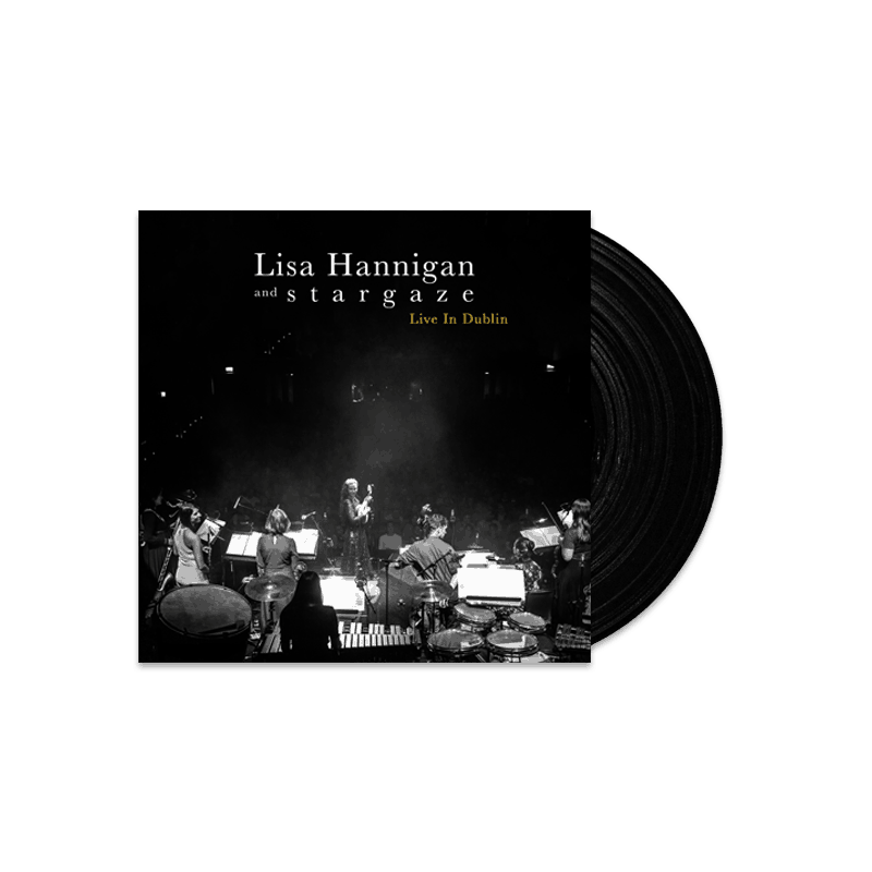 Buy Online Lisa Hannigan and Stargaze - Live in Dublin Double Vinyl