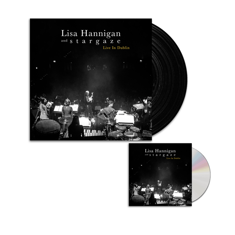 Buy Online Lisa Hannigan and Stargaze - Live In Dublin Double Vinyl + CD