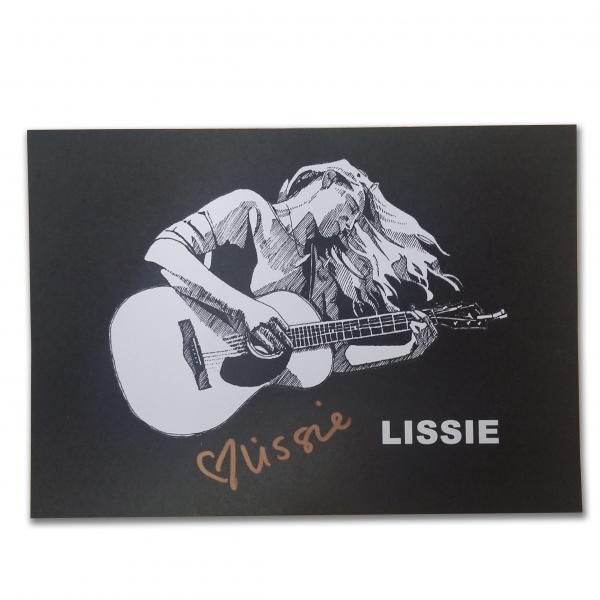 Buy Online Lissie - Signed Postcard