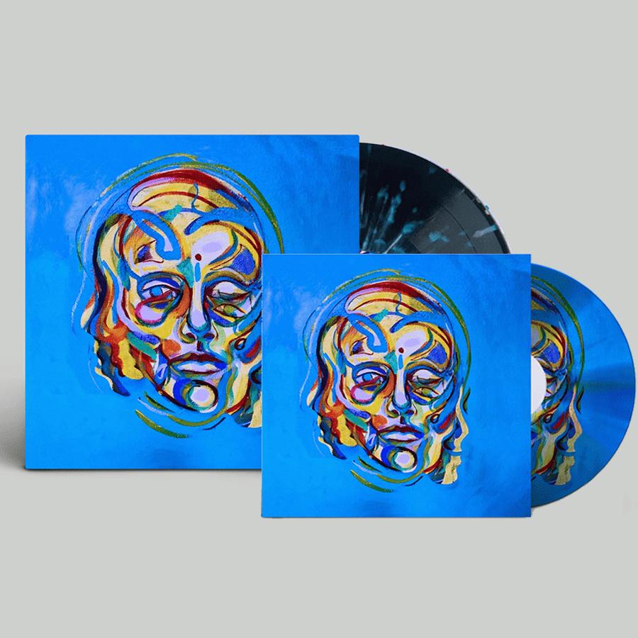 Buy Online Lonely The Brave - The Hope List (CD + Black Splatter Vinyl)