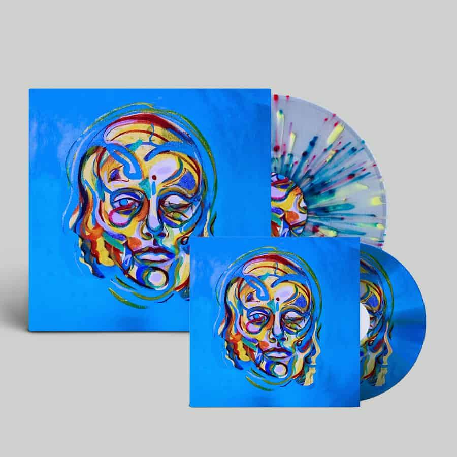 Buy Online Lonely The Brave - The Hope List (CD + Blue Splatter Vinyl)