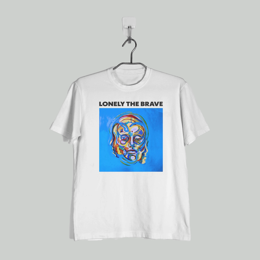 Buy Online Lonely The Brave - The Hope List T-Shirt