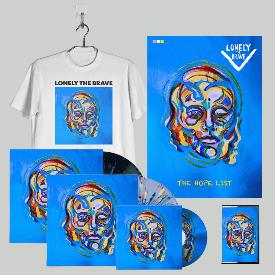 Buy Online Lonely The Brave - The Hope List Deluxe Bundle