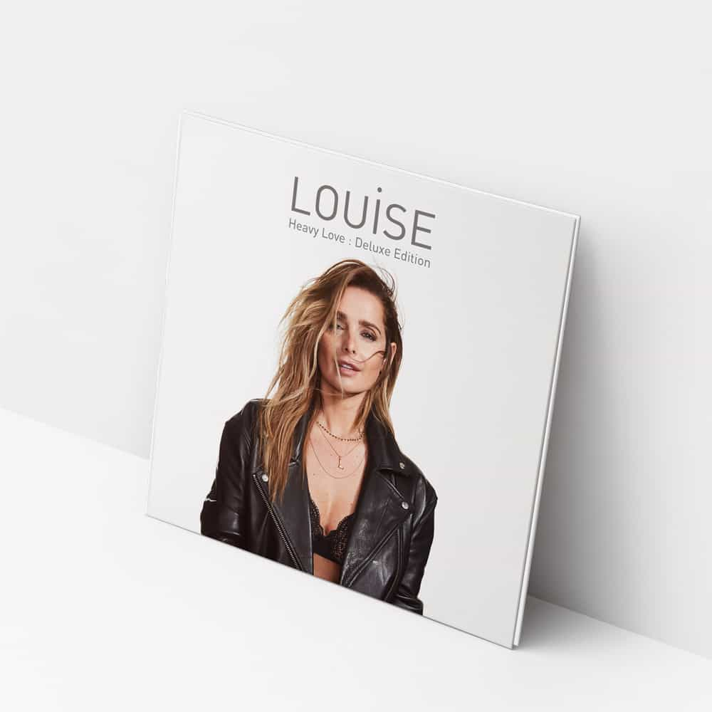 Buy Online Louise - Heavy Love Deluxe (includes 2 signed postcards)