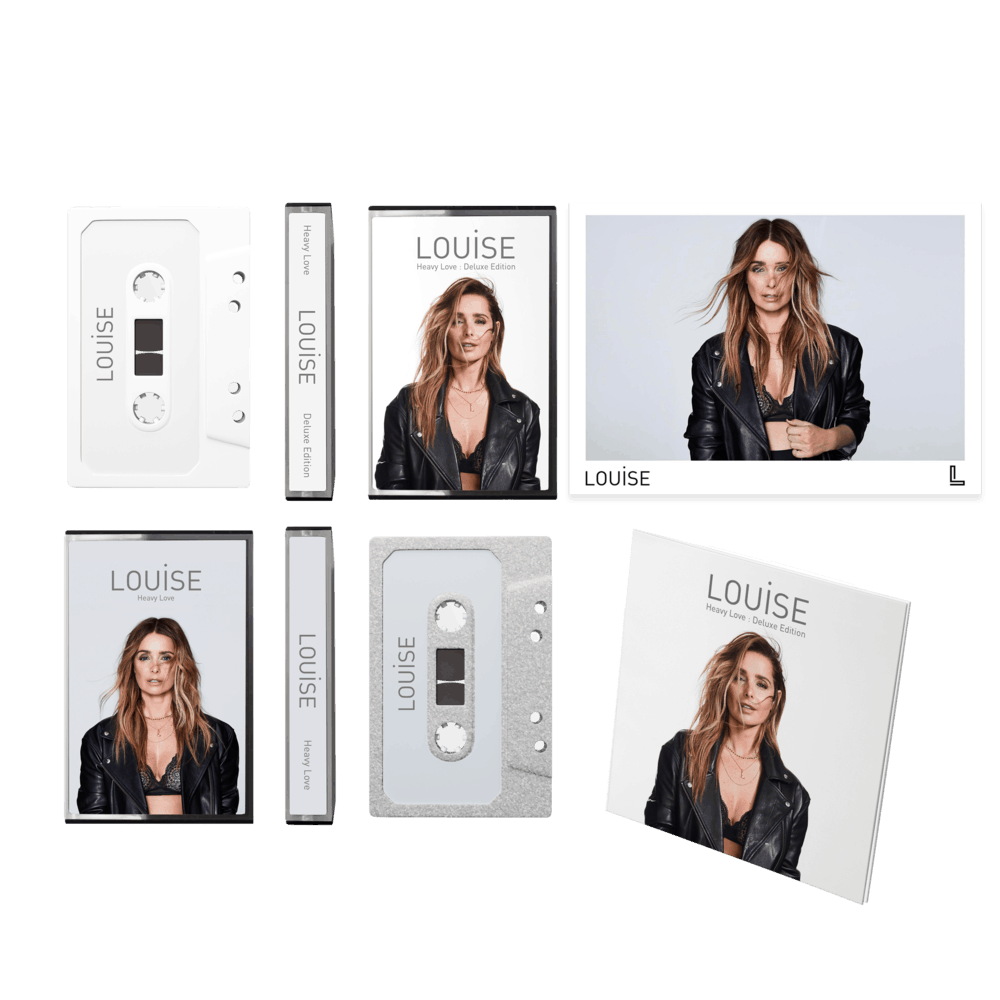 "Louise Redknapp >> album ""Heavy Love"" 43286"