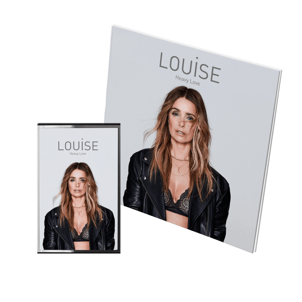 Buy Online Louise - Heavy Love - Standard CD & Standard Cassette