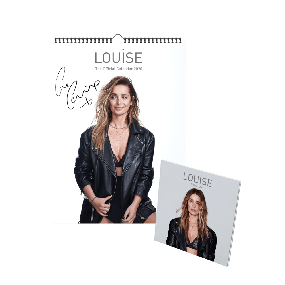 Buy Online Louise - 2020 A3 Calendar (Signed) + Standard CD