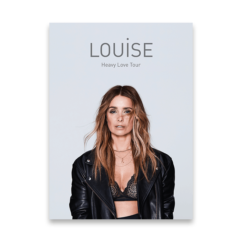 Buy Online Louise - Heavy Love Tour Programme