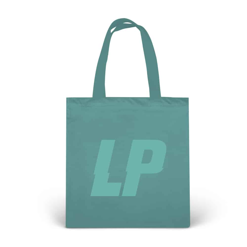 Buy Online LP - Heart To Mouth Tote Bag