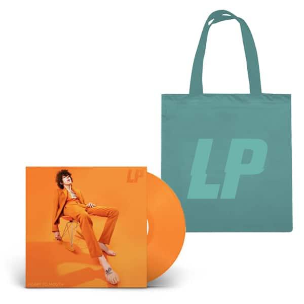 Buy Online LP - Heart To Mouth Vinyl LP + Tote Bag