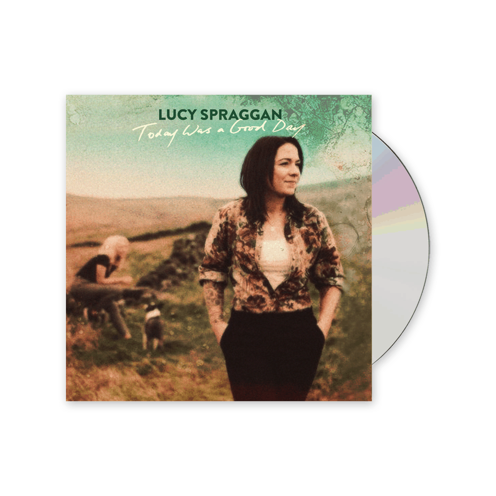 Buy Online Lucy Spraggan - Today Was A Good Day CD (Signed)