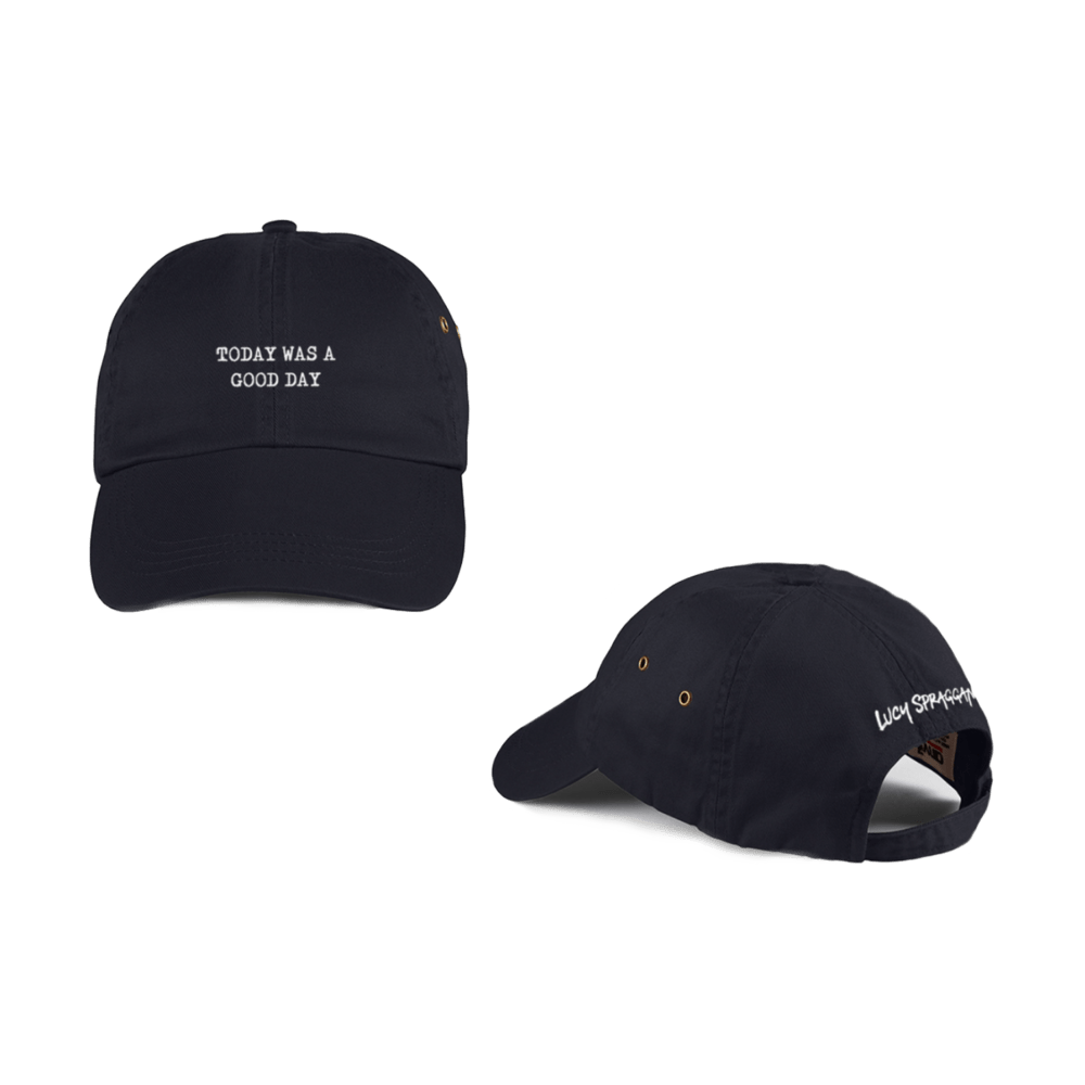 Buy Online Lucy Spraggan - Today Is A Good Day Black Cap