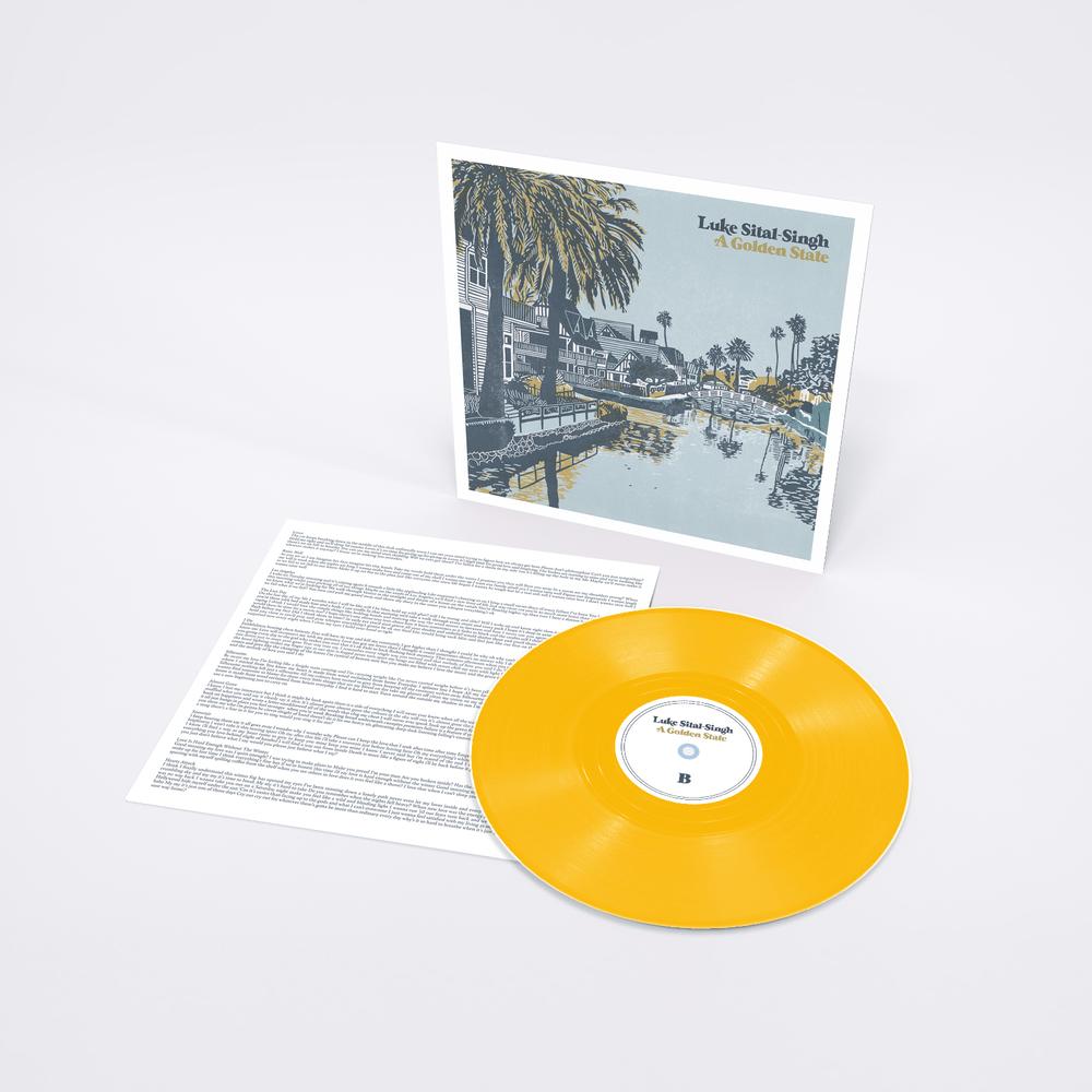Buy Online Luke Sital-Singh - Letterpressed Outersleeve Vinyl