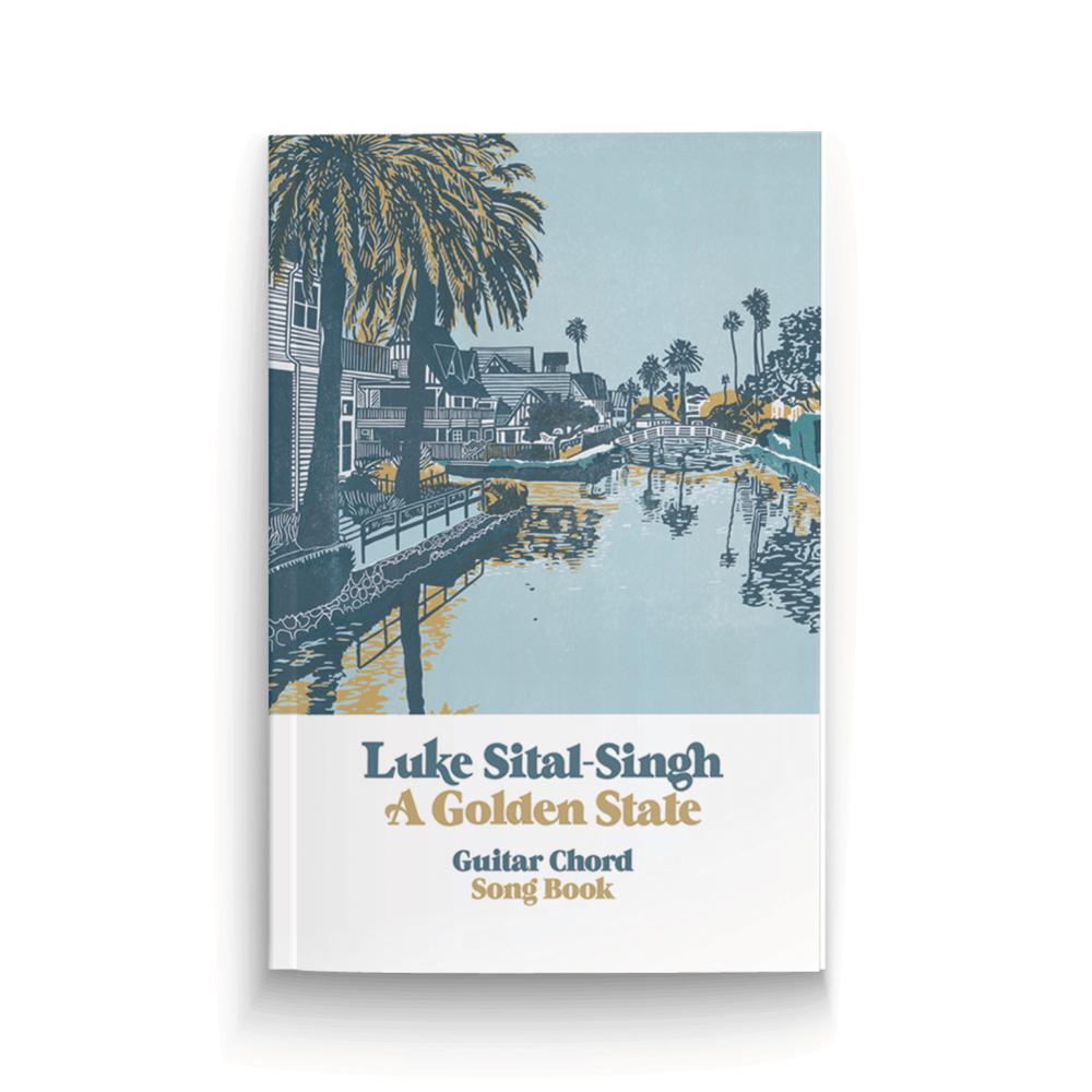 Buy Online Luke Sital-Singh - Guitar Chord & Lyric Book