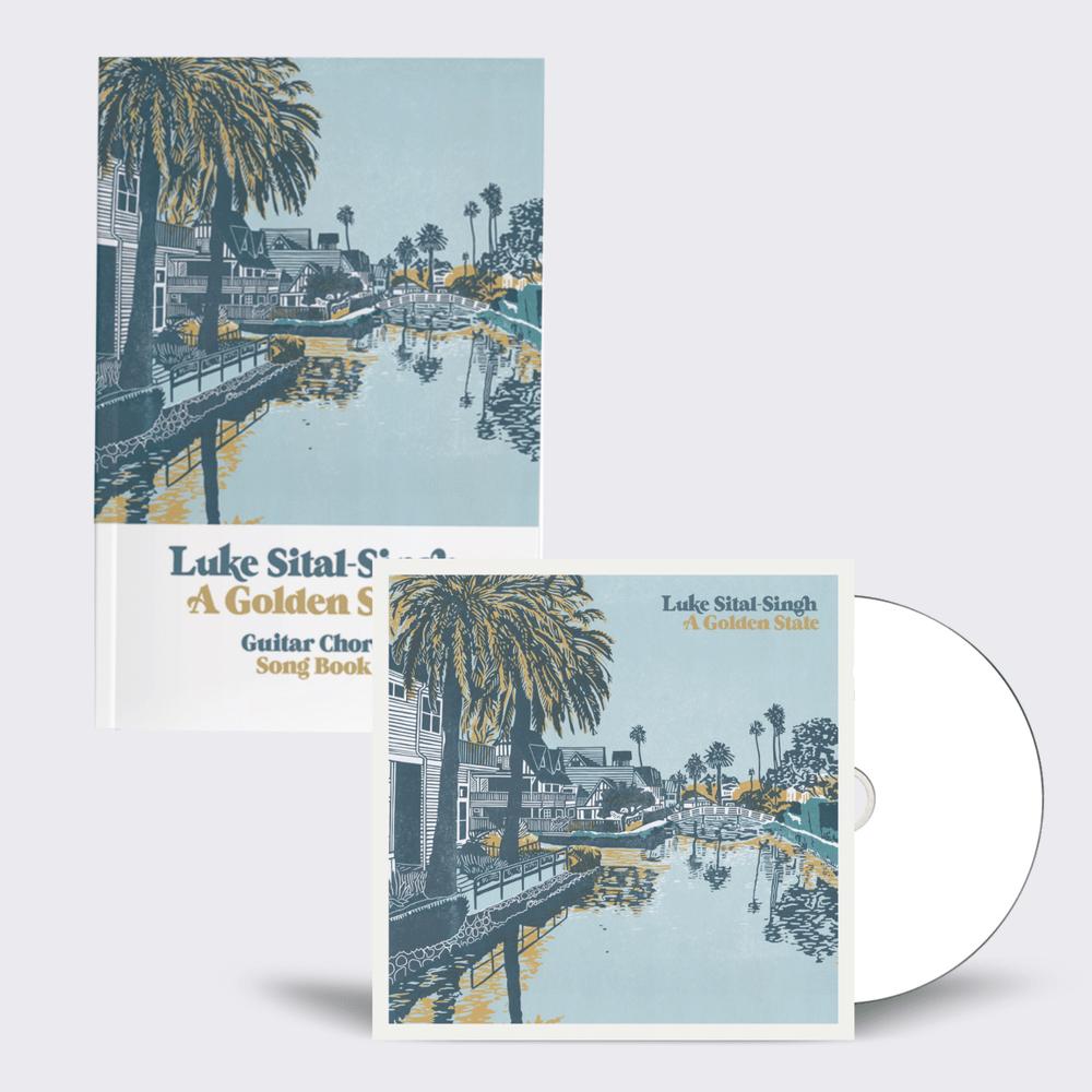Buy Online Luke Sital-Singh - CD + Guitar Chord & Lyric Book