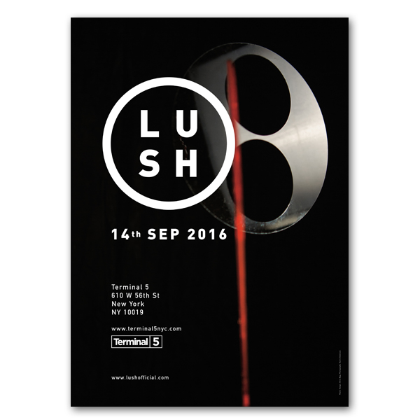 Buy Online Lush - New York Terminal 5 A2 Poster