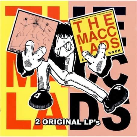 Buy Online The Macc Lads - Beer Necessities, The/Alehouse Rock