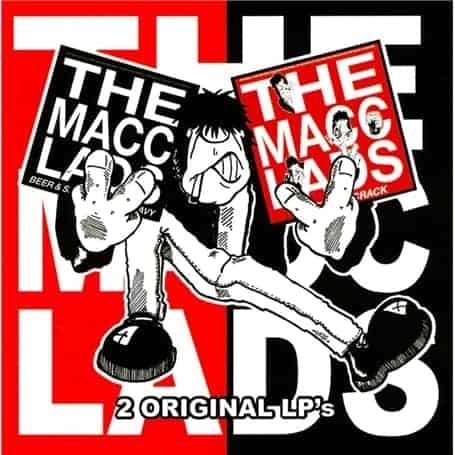 Buy Online Macc Lads (The) - Beer And Sex And Chips 'n' Gravy/Bitter Fit Crack