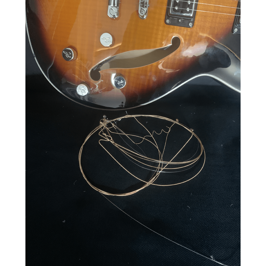 Buy Online Made For Humans - Used String Guitar (SIGNED)